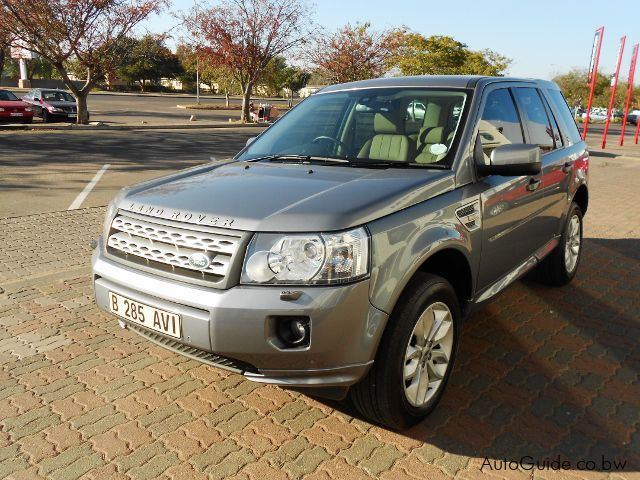 Used Land Rover Freelander 2 SD4 SE for sale in Gaborone