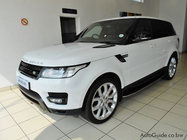 Pre-owned Land Rover Range Rover Sport Supercharged for sale in Gaborone