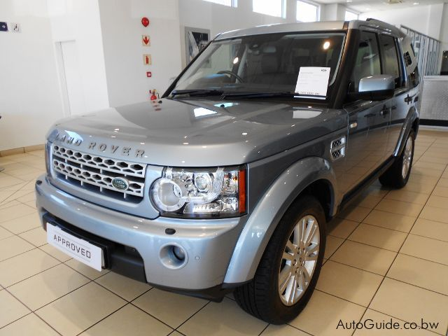 Pre-owned Land Rover Discovery 4 V8 HSE for sale in