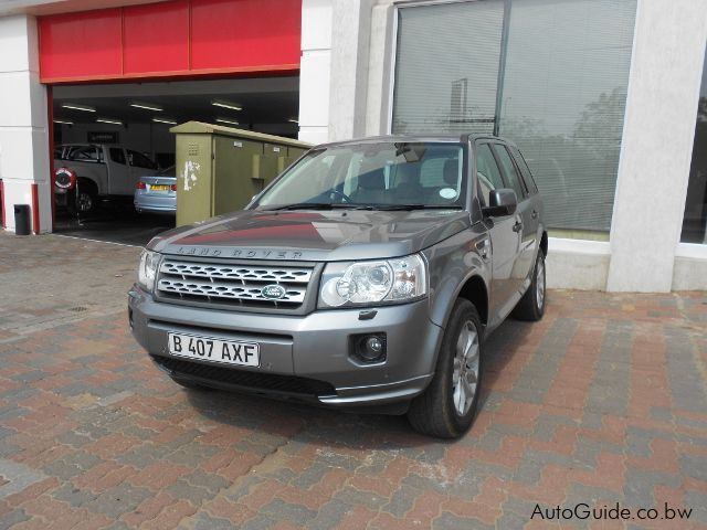 Pre-owned Land Rover Freelander 2 SD4 SE for sale in Gaborone
