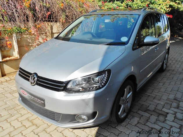 Used Volkswagen Touran TSi for sale in Gaborone
