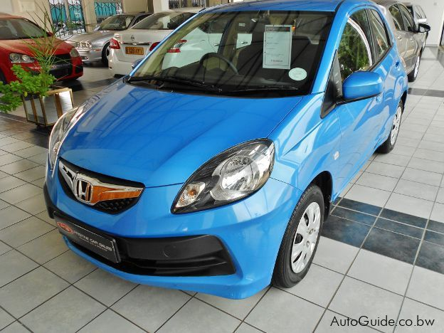 Used Honda Brio iVTEC for sale in Gaborone