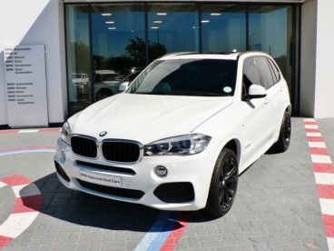 Pre-owned BMW X5 30d F15 for sale in