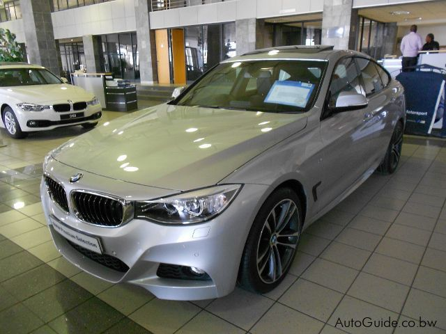 Used BMW 320i GT for sale in Gaborone