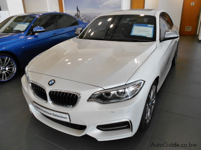 Used BMW 235i M for sale in Gaborone