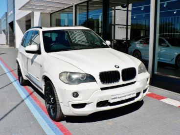 Pre-owned BMW X5 30i E70 for sale in