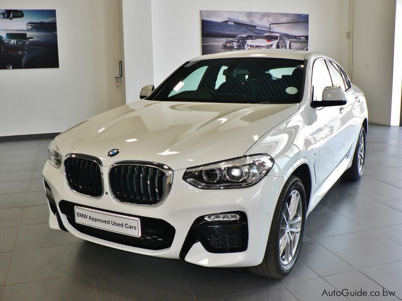 Pre-owned BMW X4 20d for sale in