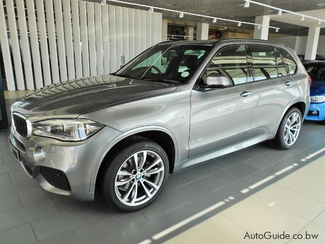 Pre-owned BMW X5 xDrive for sale in Gaborone