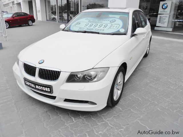 Used BMW 323i for sale in Gaborone