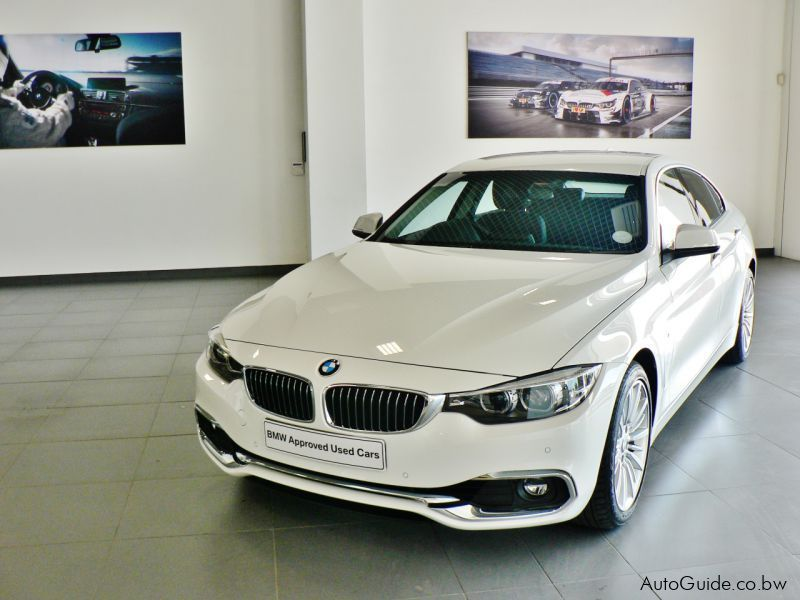 Pre-owned BMW 420i Gran Coupe for sale in