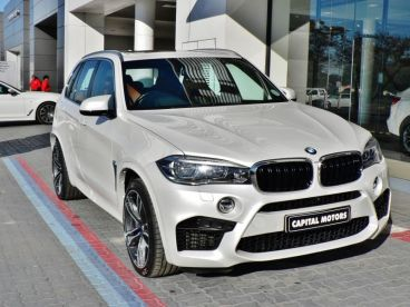 Pre-owned BMW X5 M for sale in