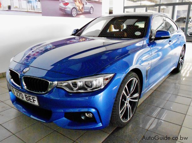 Used BMW 440i  for sale in Gaborone