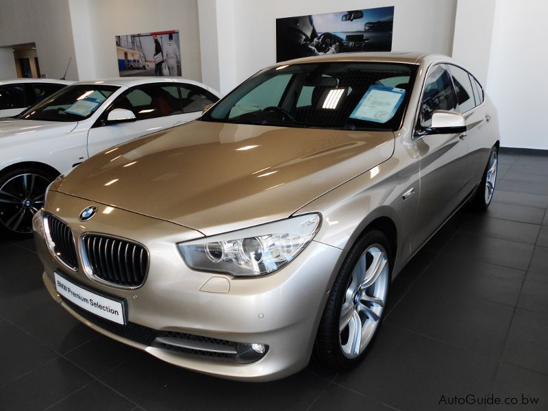 Used BMW 535i GT for sale in Gaborone