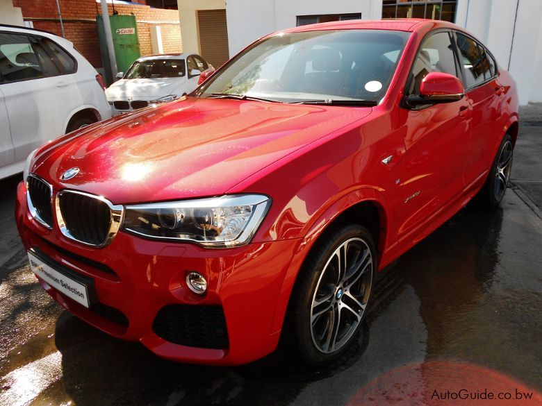 Used BMW X4 xDrive 20d for sale in Gaborone