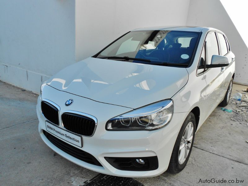 Used BMW 218i Active Tourer for sale in Gaborone