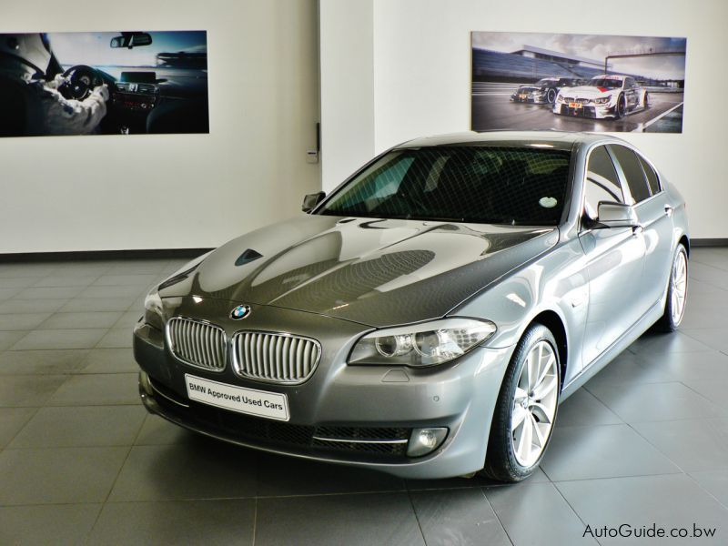 Pre-owned BMW 550i for sale in