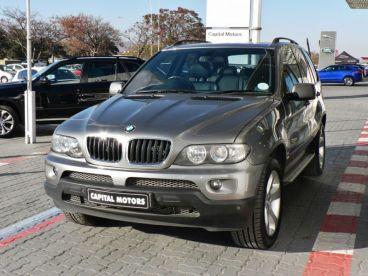 Pre-owned BMW X5 30D for sale in