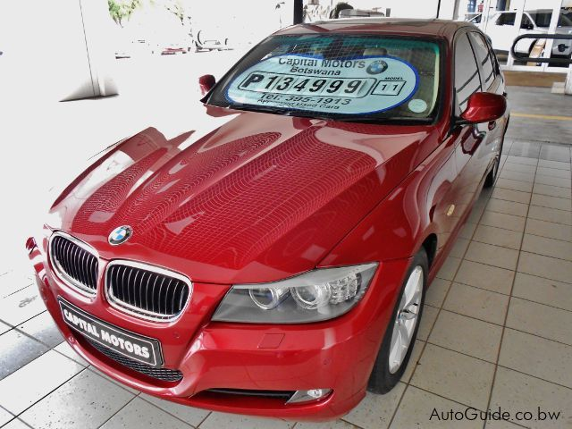Used BMW 320i  for sale in Gaborone