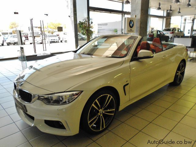 Used BMW 420 i for sale in Gaborone