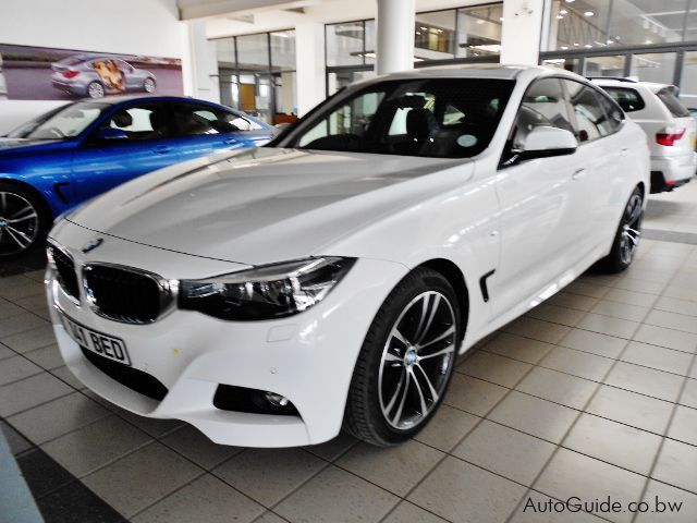 Pre-owned BMW 320d GT for sale in Gaborone