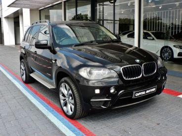 Pre-owned BMW X5 3.0d for sale in