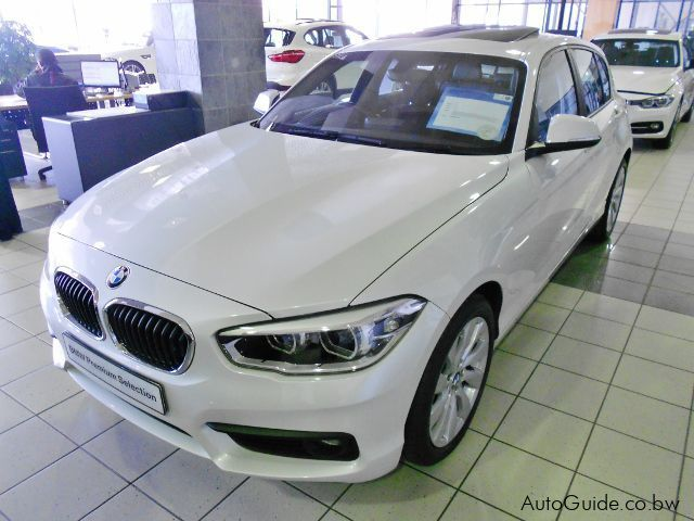 Used BMW 118i A F20 for sale in Gaborone