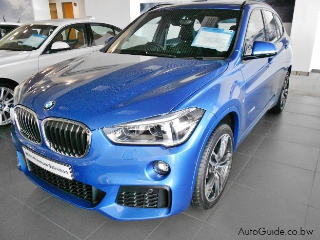 Pre-owned BMW X1 XDrive  for sale in Gaborone
