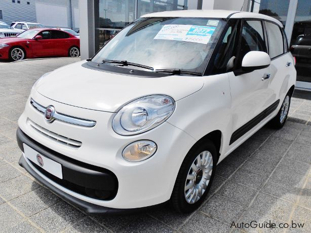 Used Fiat 500 L for sale in Gaborone