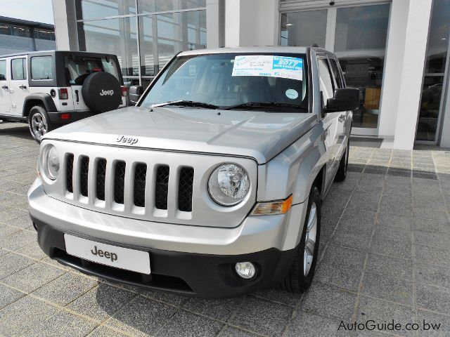 Pre-owned Jeep Patriot LTD for sale in Gaborone