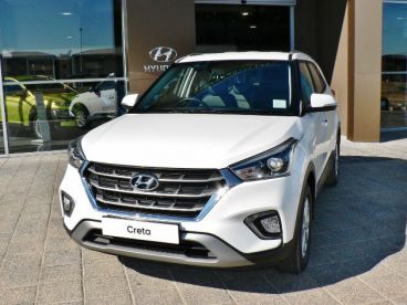 Pre-owned Hyundai Creta Executive for sale in