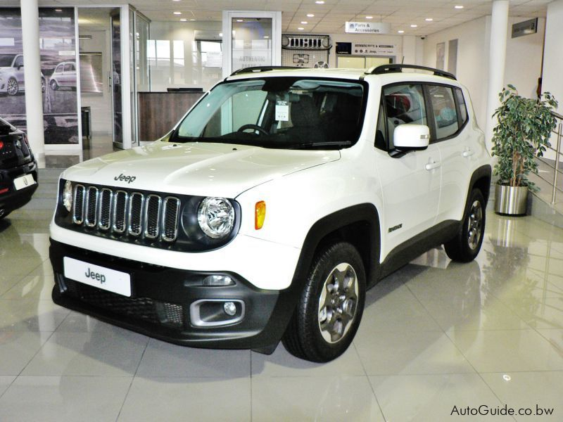 Pre-owned Jeep Renegade Longitude for sale in
