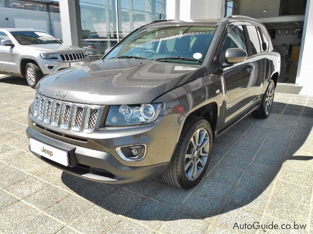 Pre-owned Jeep Compass Limited for sale in