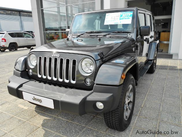 New Jeep Wrangler Sahara Unlimited for sale in Gaborone