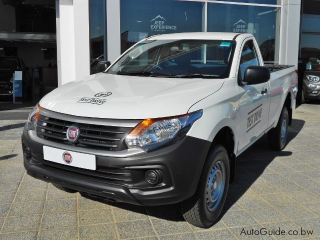 Used Fiat Fullback for sale in Gaborone