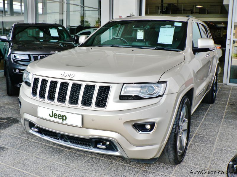 Pre-owned Jeep Grand Cherokee Overland for sale in