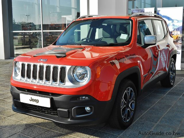 Used Jeep Renegade Multi Air Turbo for sale in Gaborone