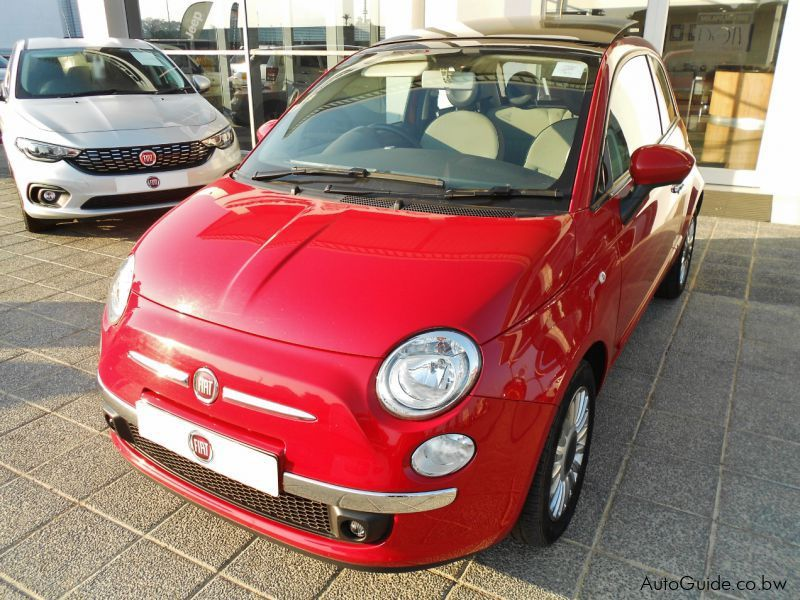 Pre-owned Fiat 500 Lounge for sale in