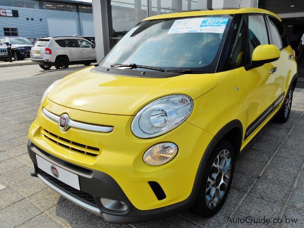 Pre-owned Fiat 500 L Trekking for sale in Gaborone