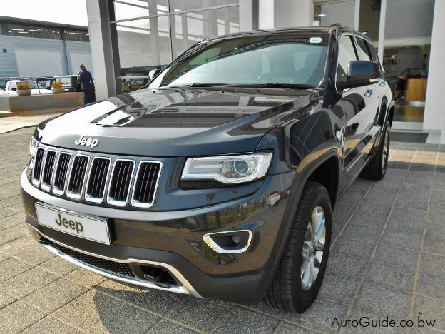 Pre-owned Jeep Grand Cherokee Limited for sale in