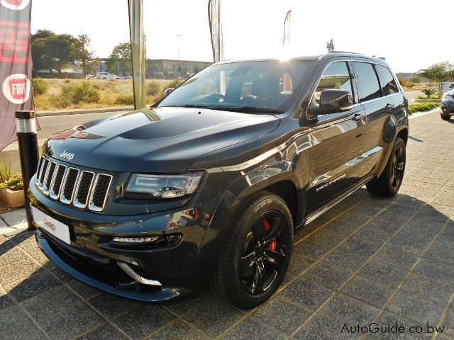 Pre-owned Jeep Grand Cherokee SRT8 for sale in Gaborone