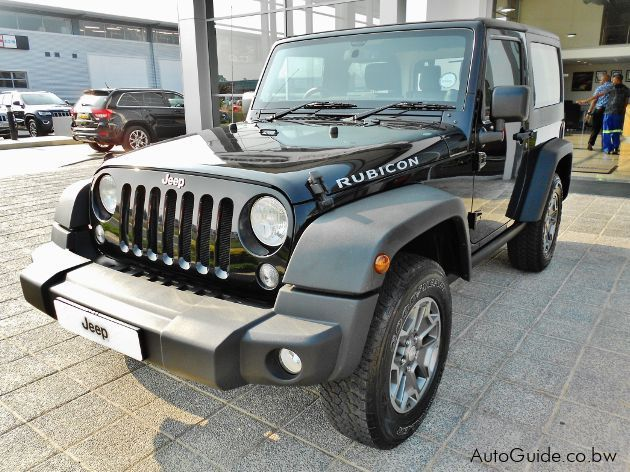 Pre-owned Jeep Wrangler Rubicon 2 door for sale in Gaborone