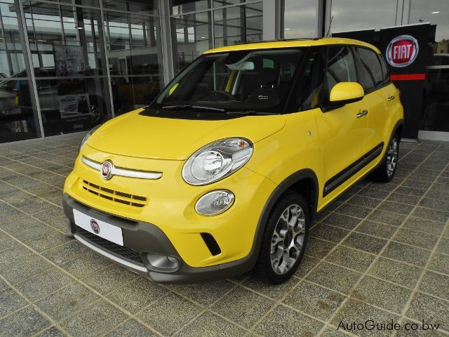 New Fiat 500 L Trekking T-Jet for sale in Gaborone