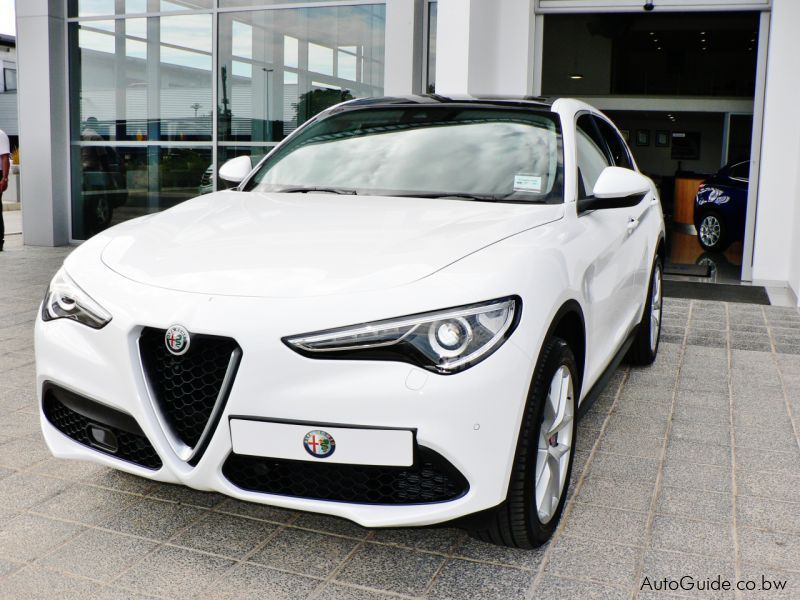 Pre-owned Alfa Romeo Stelvio for sale in