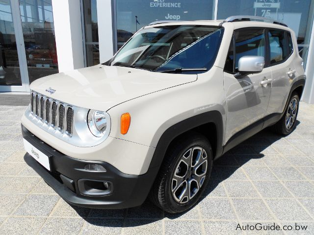 Used Jeep Renegade Limited Multi Air Turbo for sale in Gaborone