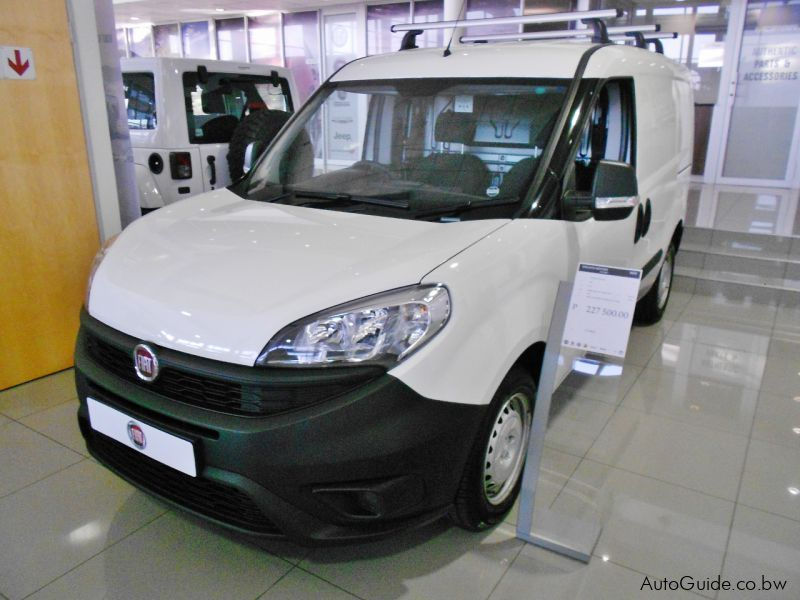 Pre-owned Fiat Doblo Panel Van for sale in