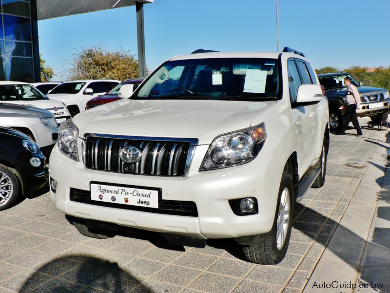 Pre-owned Toyota Prado VX for sale in