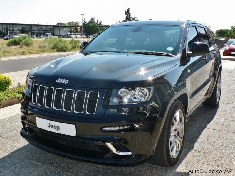 Pre-owned Jeep Grand Cherokee SRT8 for sale in