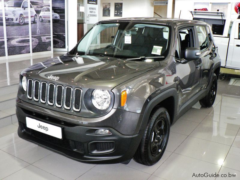 Pre-owned Jeep Renegade E-Torque Sport for sale in