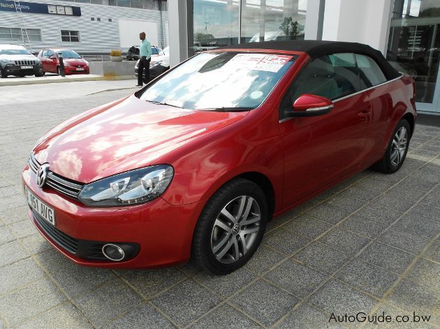 Used Volkswagen Golf TSI for sale in Gaborone