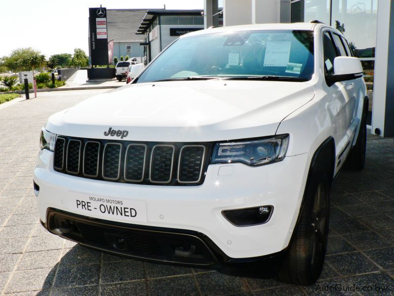 Pre-owned Jeep Grand Cherokee 75th Anniversary Limited for sale in